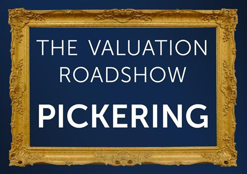 Antiques Valuation Day - Forest & Vale, Pickering