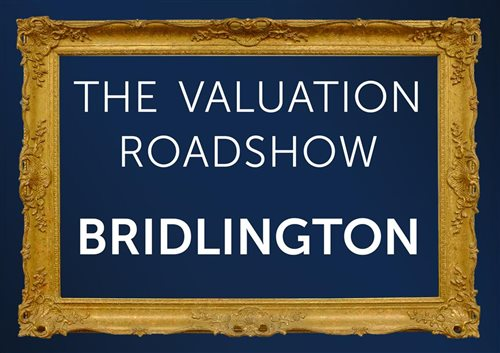 Antiques Valuation Day - Bridlington Spa
