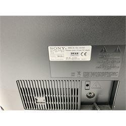 Sony TV - model no. KDL- 32CX520