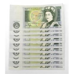 Experimental Banknotes