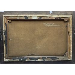 Alfred de Bréanski Snr. RBA (British 1852-1928): 'Ben Nevis', oil on canvas signed, titled and signed verso 59cm x 89cm