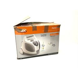 Vax home pro steam cleaner, boxed and opened
