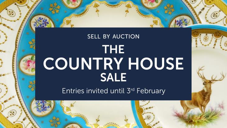Details of upcoming auctions and events